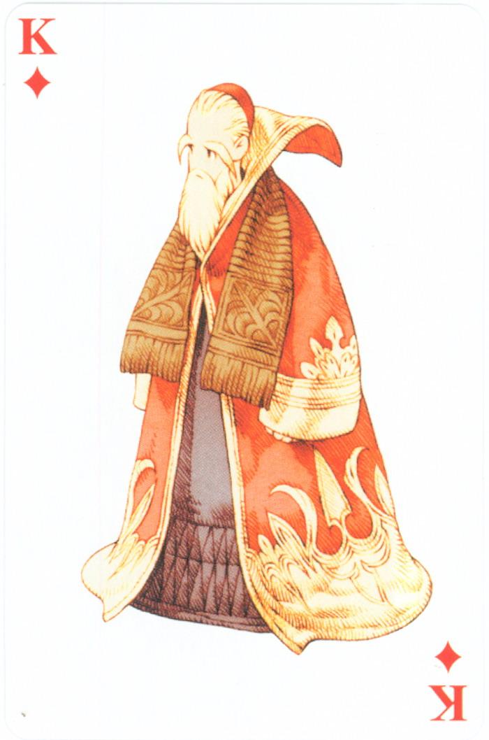 恶神之傀儡:教皇芬尼瑞尔