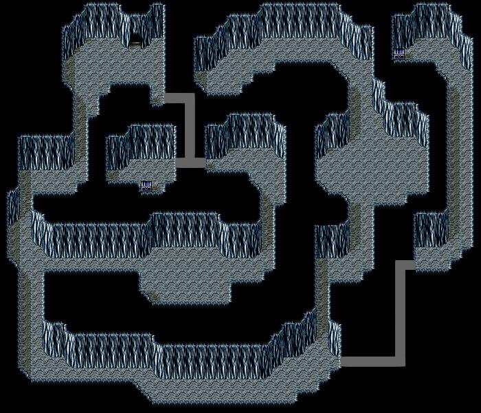 迷宫地图/作者fldq