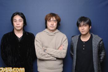 最终幻想13最新FAMI通关于游戏制作3位关键人物的访谈