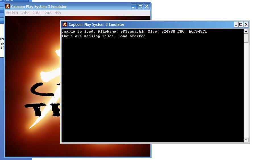 CPS3]街霸3: 3rd Strike NEBULA CPS3模拟器第三测试版设定教程