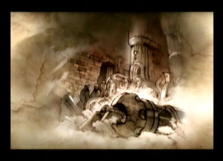 最终幻想12 无水印 完整版原画设定