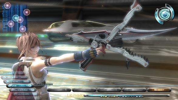 【猜测】《最终幻想13》战斗系统详细剖析