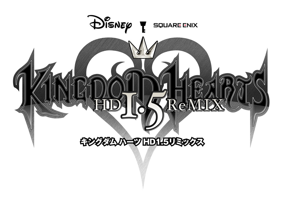 KINGDOM HEARTS -HD 1.5 ReMIX-- 多色相册-www.DuoSe.com